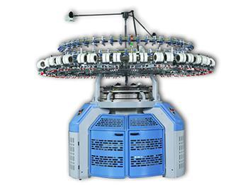 Single Knit Circular Knitting Machine