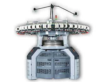 Double Knit Circular Knitting Machine